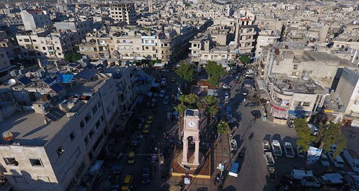 La ciudad siria de Idlib (archivo)