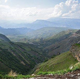 Naturaleza de Daguestán