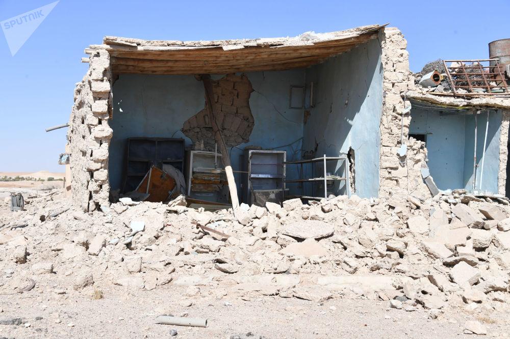 El Ejército sirio libera otro pueblo de las garras de los terroristas
