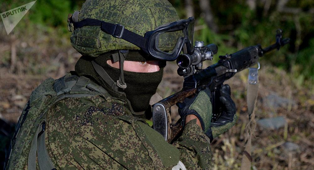 Grupos de operaciones especiales de Rusia
