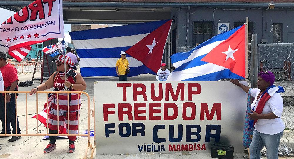 Es importante que haya libertad en Cuba y Venezuela — Trump