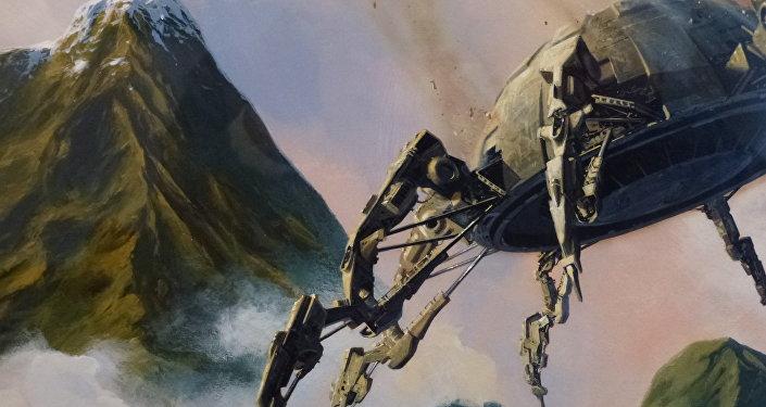 Ciencia ficción (ilustración)