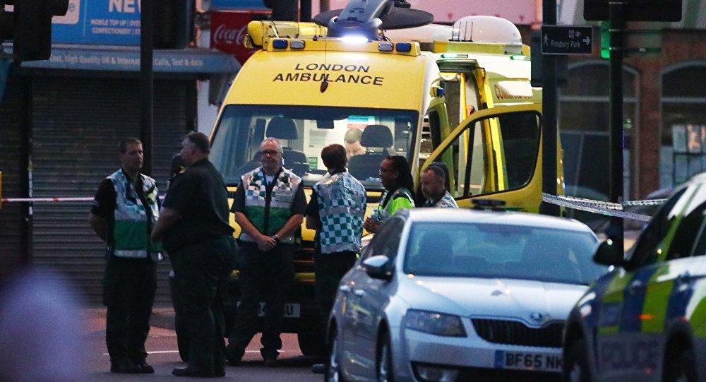 Un muerto y 10 heridos en un nuevo atentado en Londres