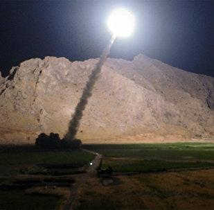 El ataque de Irán contra los terroristas en la provincia siria de Deir Ezzor (archivo)