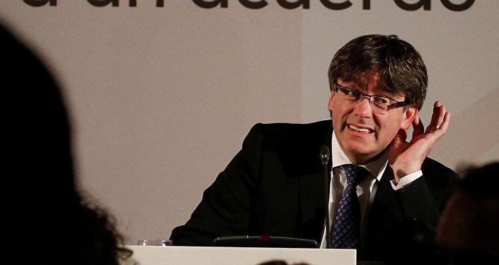 Cataluña seguirá su camino hacia la libertad — Carles Puigdemont