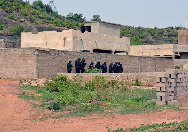 Centro turístico Kangaba en Mali