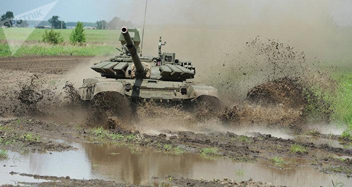El tanque T-72