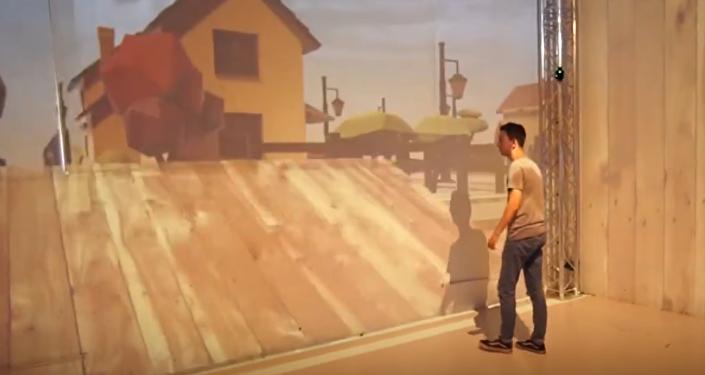 Realidad mixta: lo virtual se une con la realidad