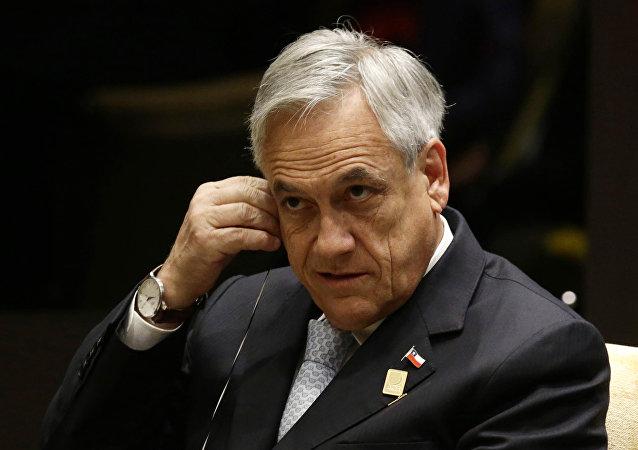 Sebastián Piñera, exmandatario chileno