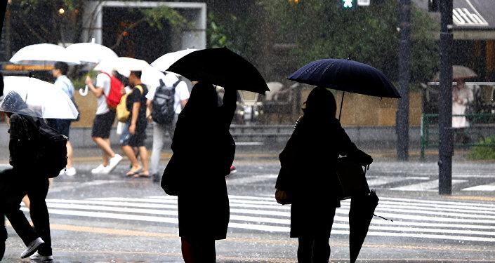 Lluvias torrenciales en Japón dejan 3 muertos y 11 desaparecidos
