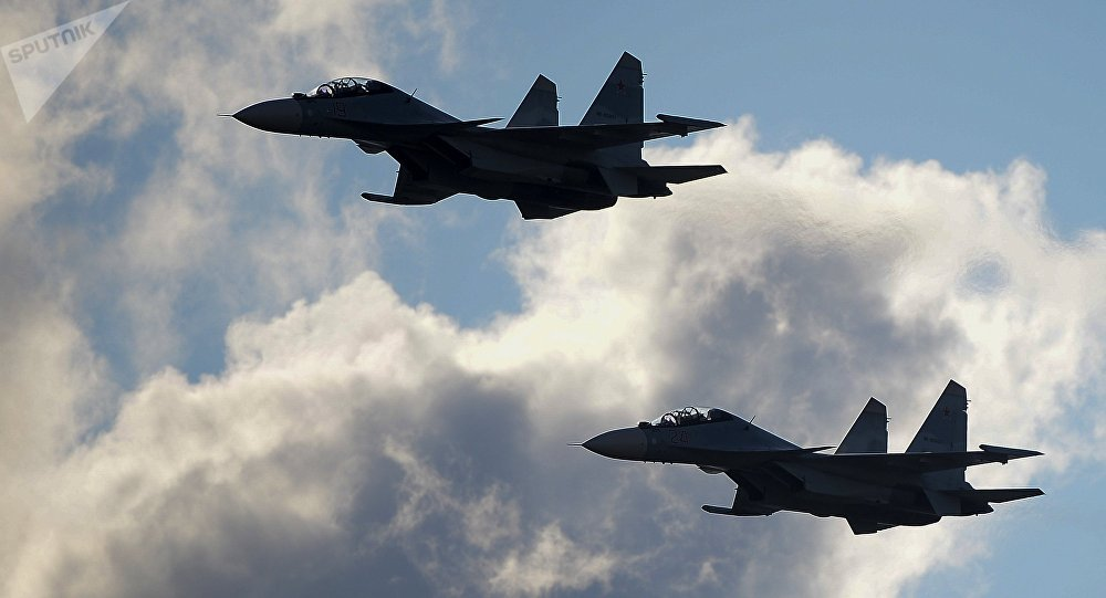 Cazas Su-30