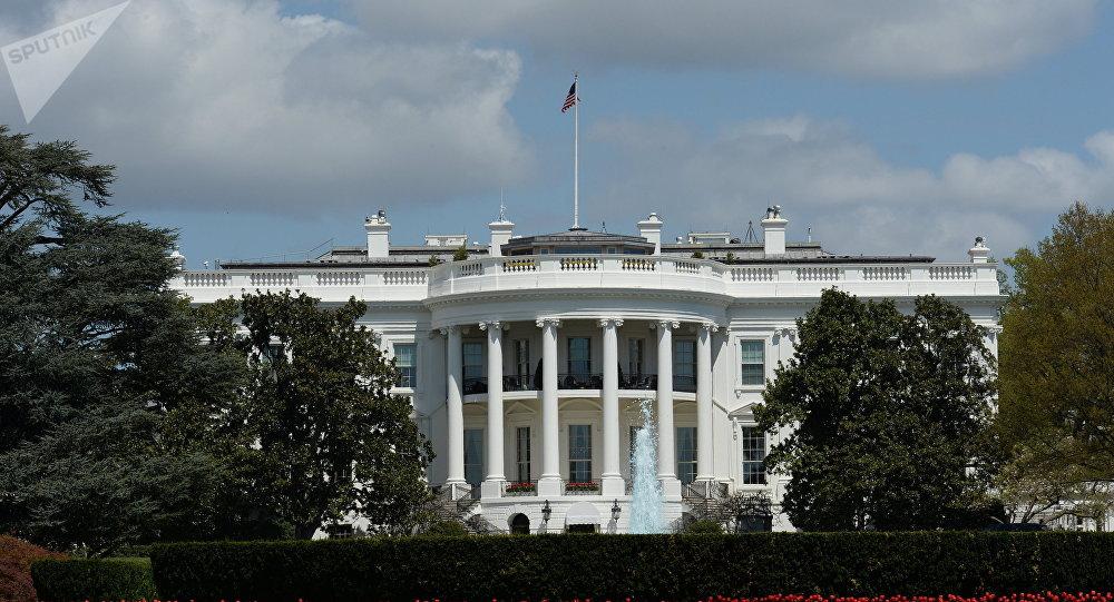 Casa Blanca en Washington