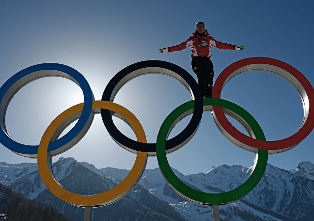 Juegos Olímpicos en Sochi (archivo)