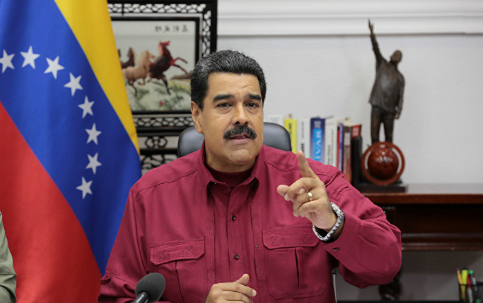 Maduro: los ecuatorianos le torcieron el brazo al Fondo Monetario Internacional