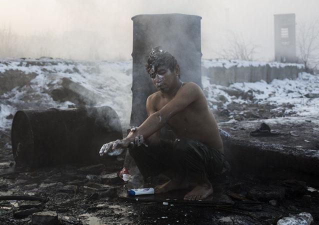 Los mejores trabajos del Concurso Internacional de Fotoperiodismo Andréi Stenin