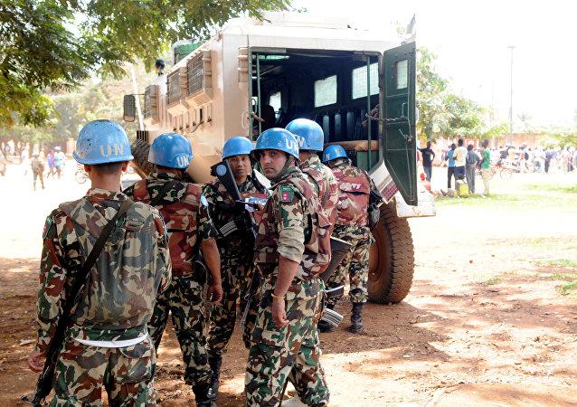 ONU en Congo (archivo)