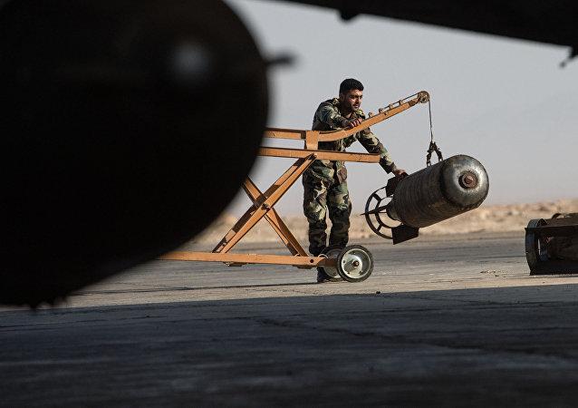 Dos soldados sirios mueren en un ataque aéreo israelí