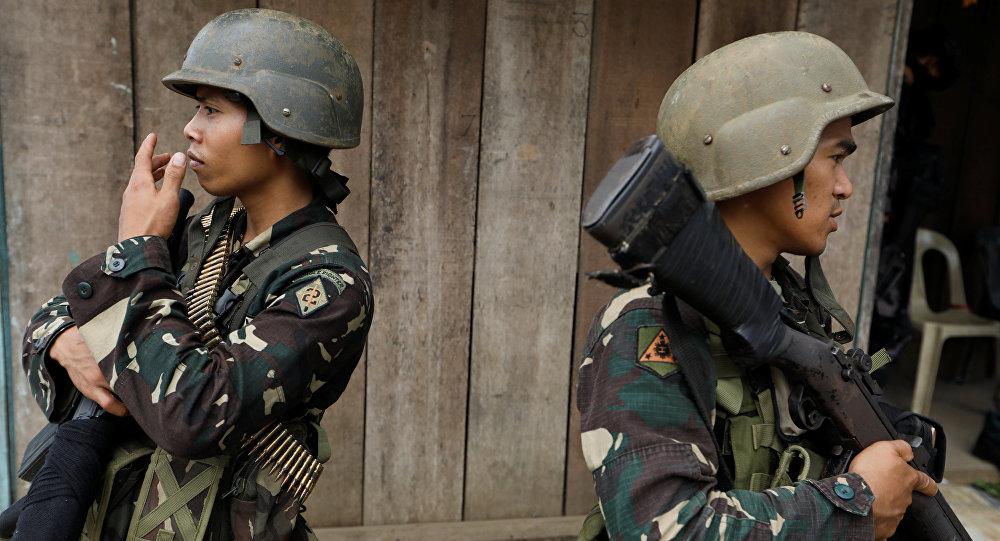 MÉXICO: Yihadistas toman rehenes en una escuela filipina y luego huyen