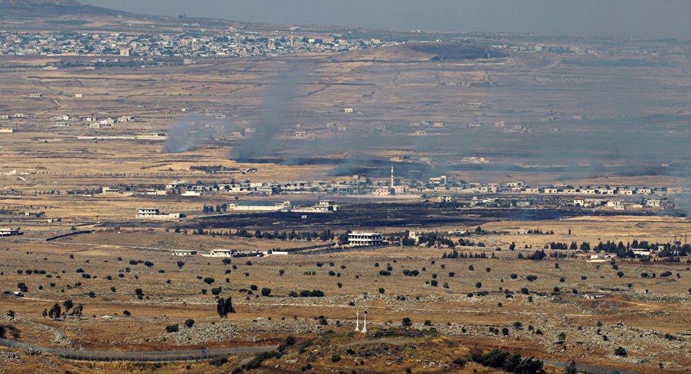 Resultado de imagen para Alerta en Israel por ataque con Siria