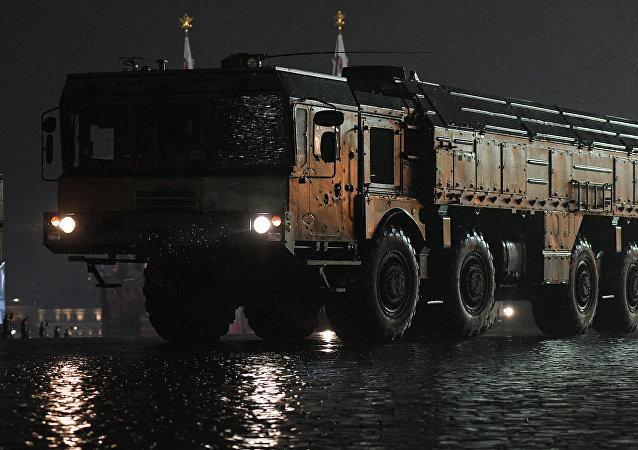 Sistema de misiles Iskander