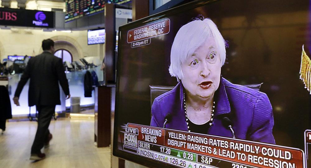 Yellen: