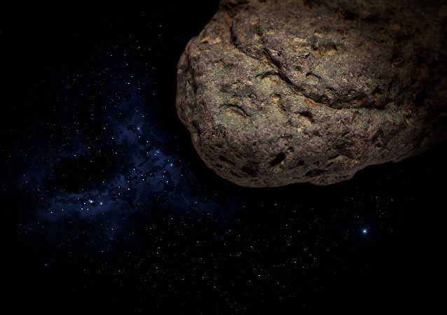 Meteorito (imagen referencial)