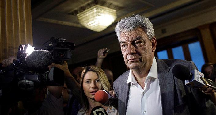 Mihai Tudose, nuevo primer ministro de Rumanía