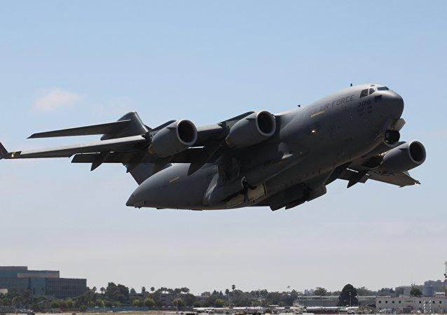 Avión de transporte C-17