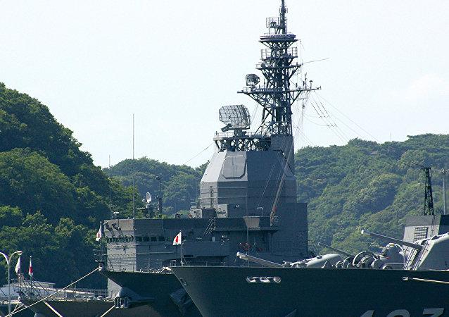 Buque japonés ASE 6102 Asuka