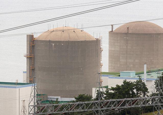 La central nuclear surcoreana Shin Kori