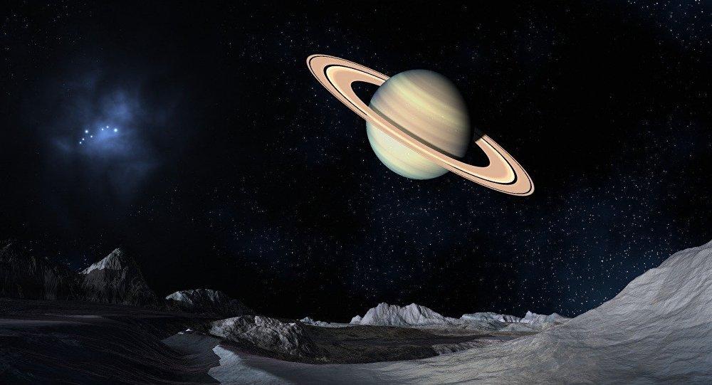 Saturno (ilustración)