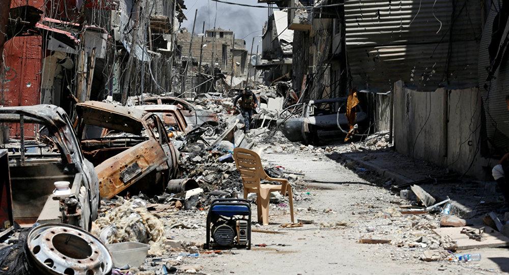 La situación en Irak (archivo)