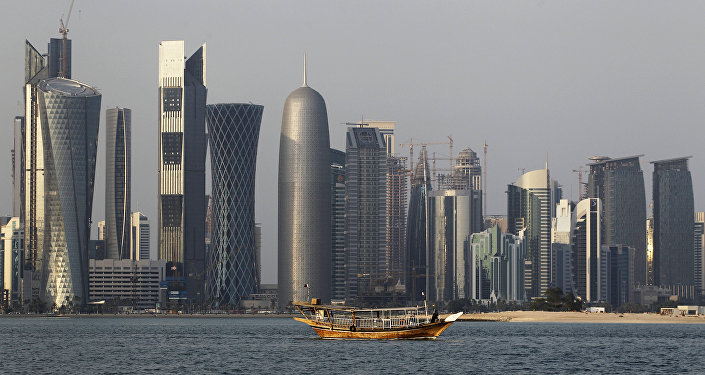 Doha, capital de Catar