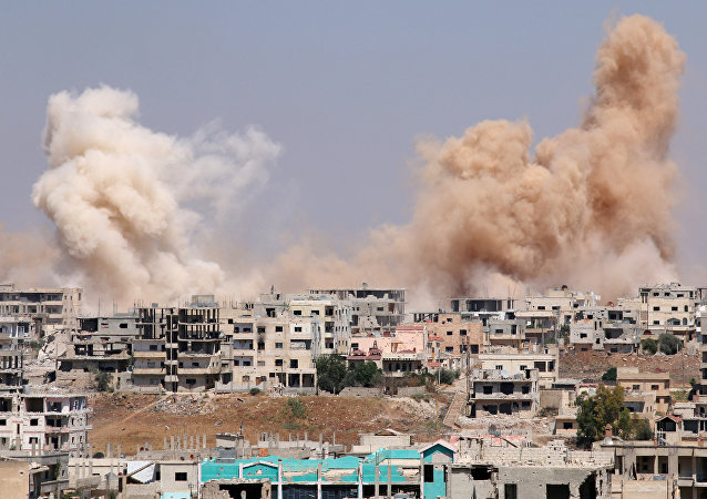 Deraa, Siria (archivo)