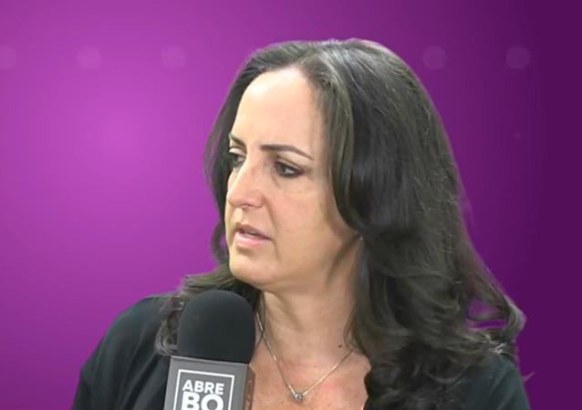 María Fernanda Cabal, política colombiana del Centro Democrático