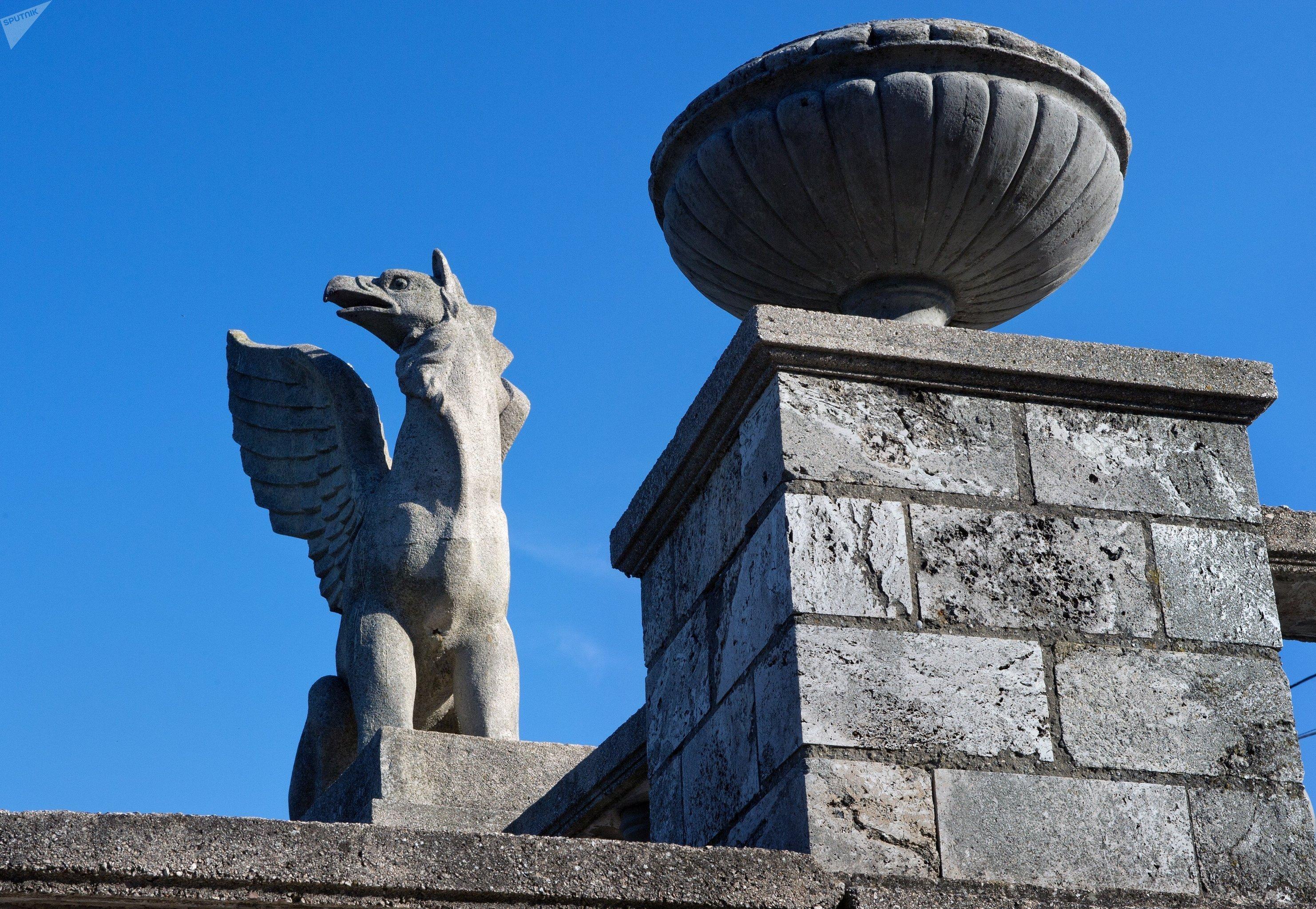 La Gran Escalera de Mitridat, en Crimea