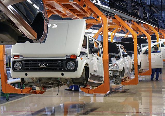 La fabricación de los coches Lada