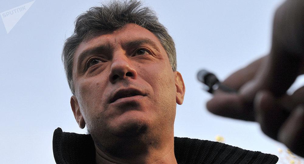 Borís Nemtsov, opositor ruso asesinado (archivo)