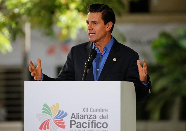 Enrique Peña Nieto, el presidente de México
