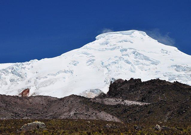 Volcán Antisana