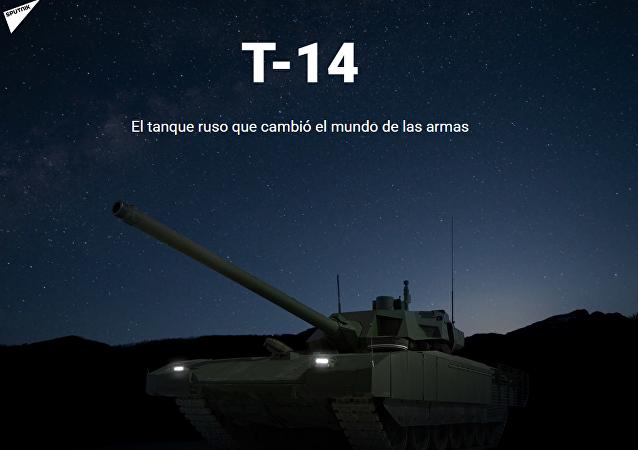 T-14, el tanque ruso que cambió el mundo de las armas