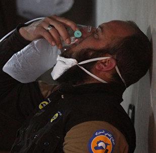 Terroristas de Al-Nusra preparan provocaciones con el uso de gas sarín