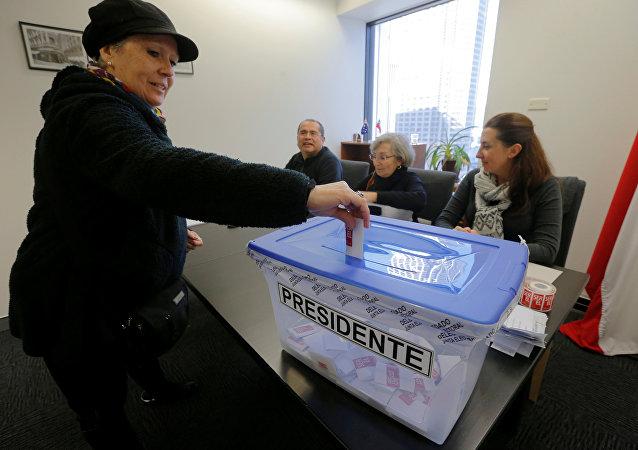 Elecciones primarias presidenciales de Chile