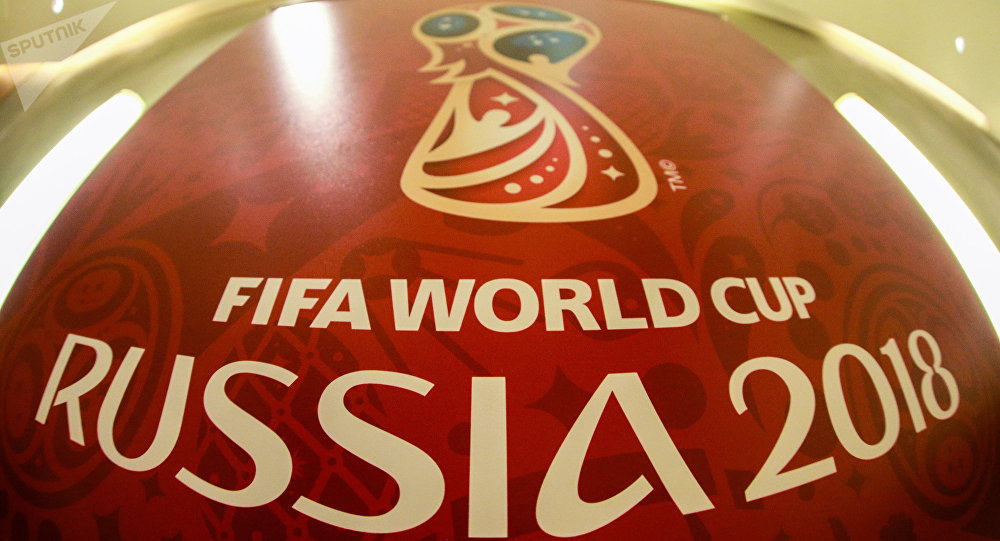 Logo del Mundial de Rusia 2018