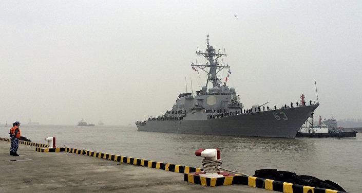 Destructor estadounidense USS Stethem (archivo)