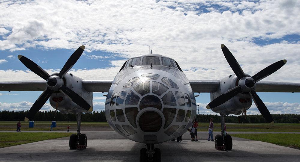 Avión de vigilancia ruso An-30