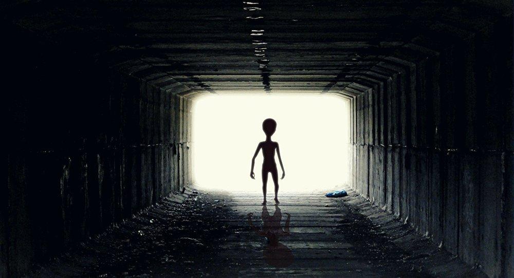 Un extraterrestre (imágen referencial)