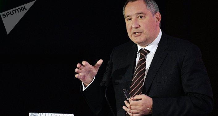 Dmitri Rogozin, viceprimer de Rusia