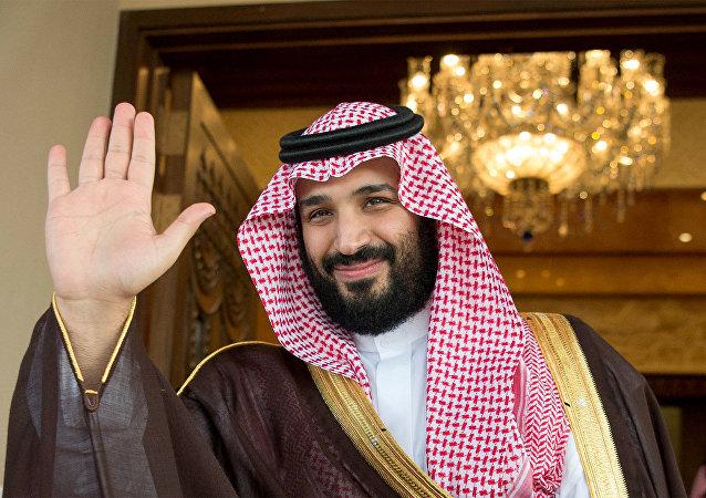 Mohamad bin Salmán, el príncipe heredero de la corona de Arabia Saudí