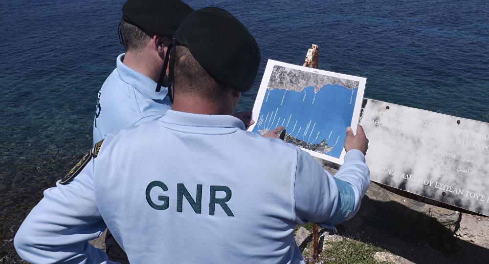 La guardia costera de Grecia abre fuego contra un barco turco
